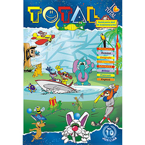 Coperta revista Total nr 10