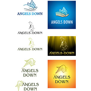 Logo Angels Down