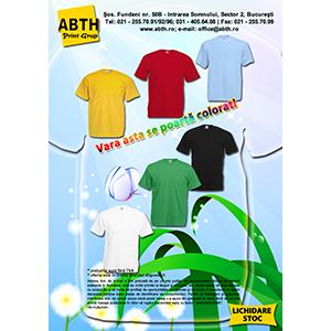 Newsletter tricouri