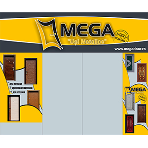 Magazin mega door