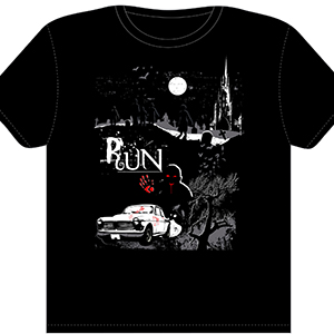 Tricou Run Halloween